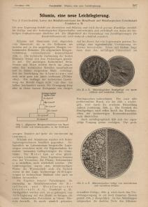 Zeitschrift für Metallkunde 1921 S.507